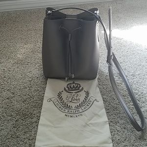 Ralph Lauren leather purse